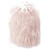 2 Cut Beads Transparent Light Pink Rainbow 10/0 - Strung